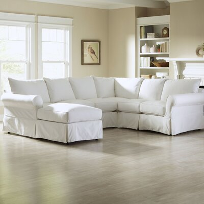 Birch Lane Heritage Upholstered U Shaped Sectional Upholstery Color Sectionals