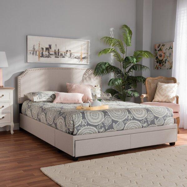 Wellingborough Upholstered Storage Platform Bed by Red Barrel Studio