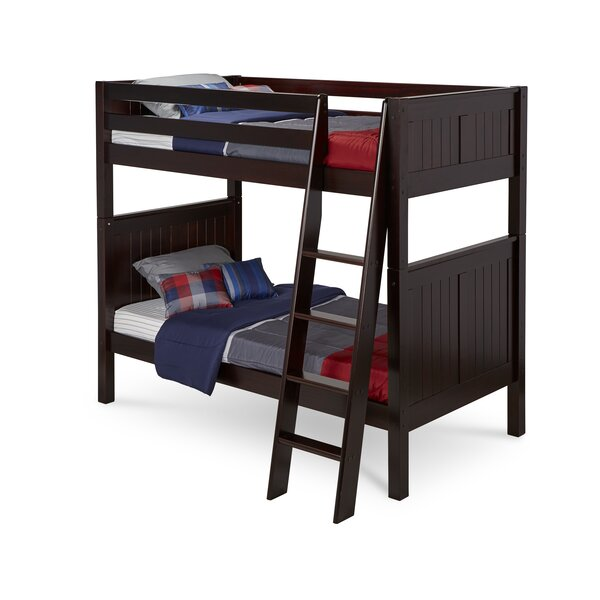 Burkley Twin over Twin Bunk Bed by Mack & Milo