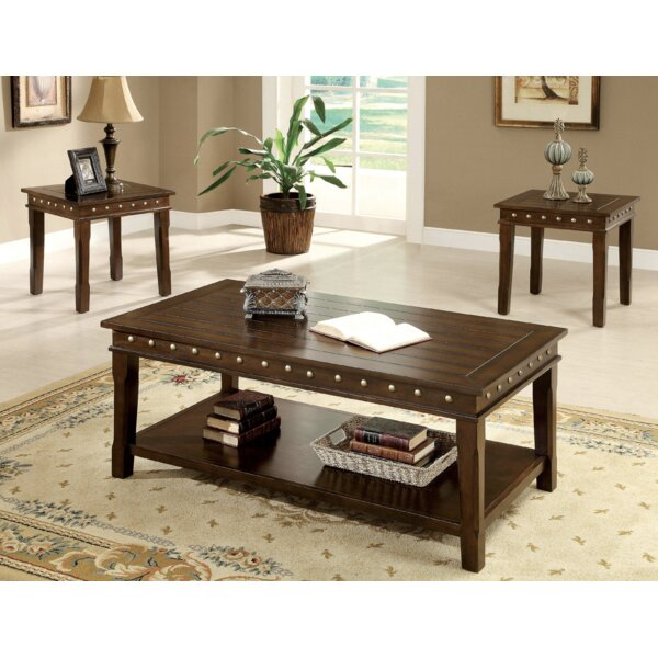Mckay 3 Piece Coffee Table Set by Canora Grey Canora Grey
