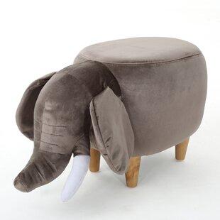 Espenson Elephant Ottoman