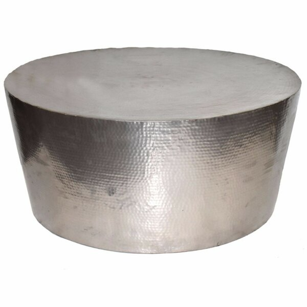Cosgrove Metal Coffee Table by World Menagerie