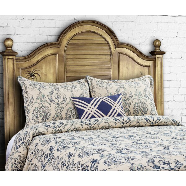 Stained Glass Damask 3 Piece Duvet Set by 14 Karat Home Inc.