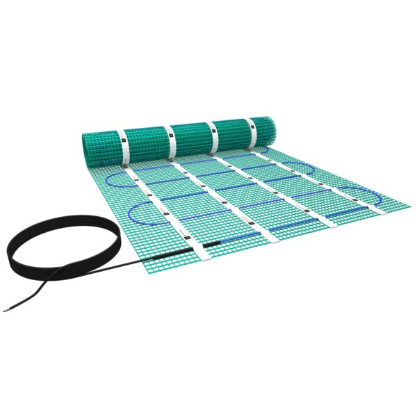 Tempzone Easy 120V Underfloor Heating Mat By WarmlyYours