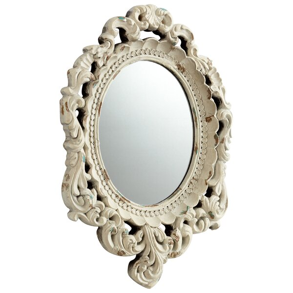 Ornate Illusions Accent Mirror by Cyan Design