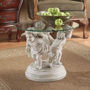 Bernini'S Cherubs Coffee Table