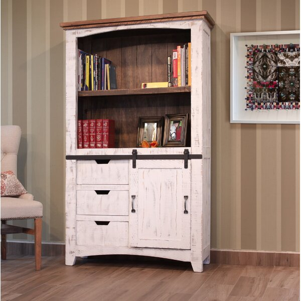 Coralie Standard Bookcase by Gracie Oaks