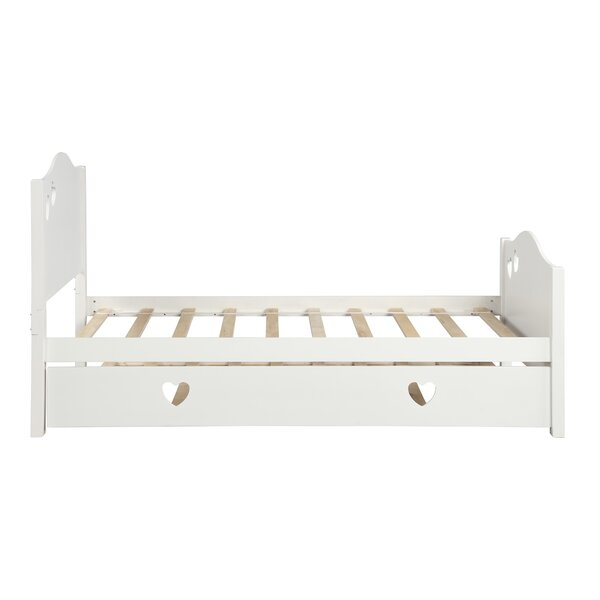 Noille Twin Daybed with Trundle by Red Barrel Studio Red Barrel Studio