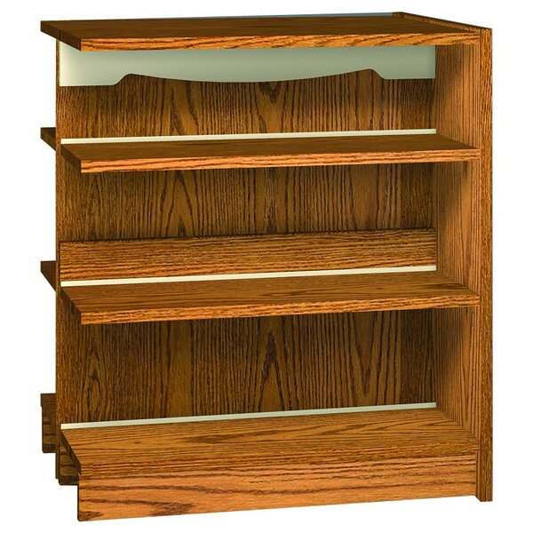 Glacier Standard Bookcase by Ironwood