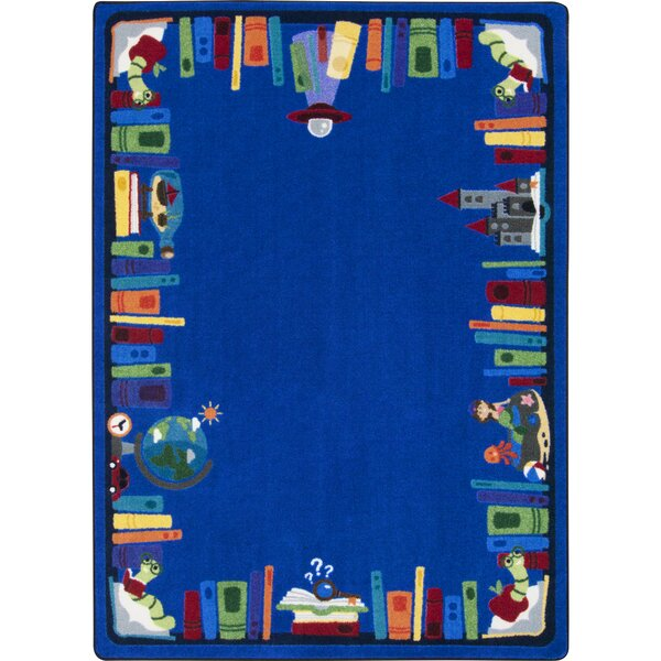 Discovery Books Rug