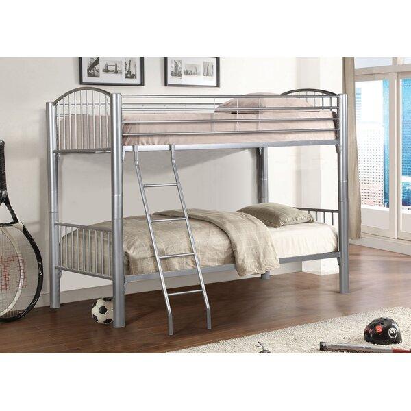 Bellar Twin over Twin Bunk Bed by Harriet Bee