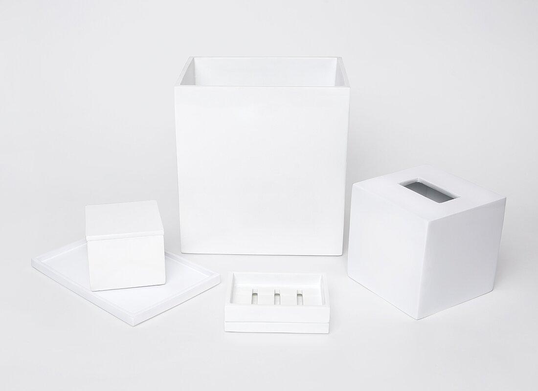 Cutting Edge 5-Piece Bathroom Accessory Set