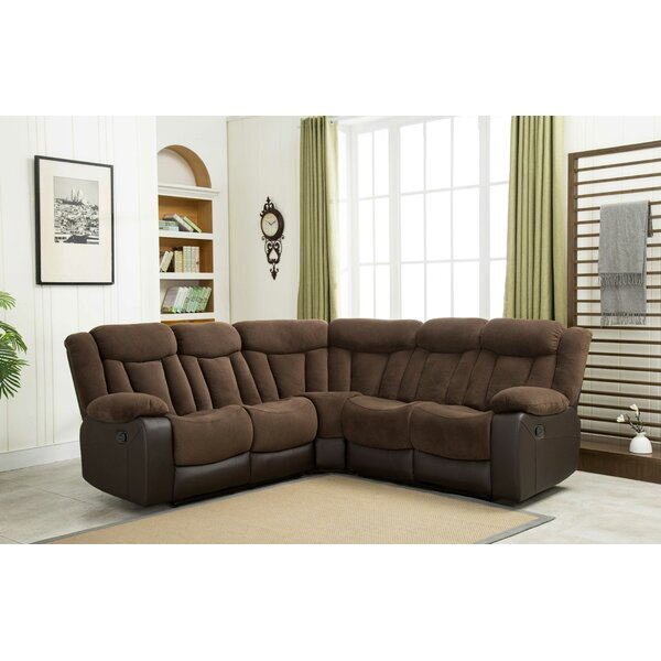 Kates Reclining Sectional by Red Barrel Studio