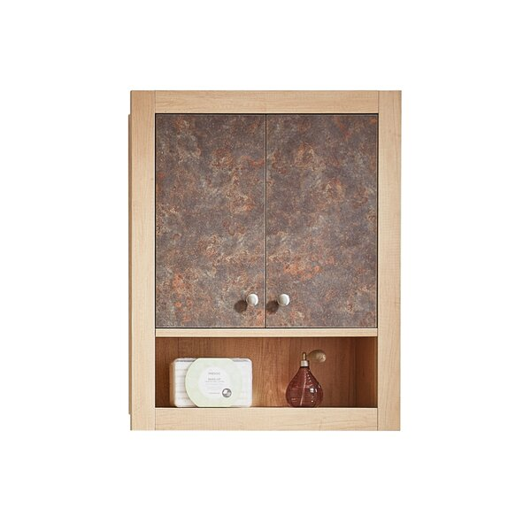 Kemp 23.6 W x 30 H Wall Mounted Cabinet by Union Rustic