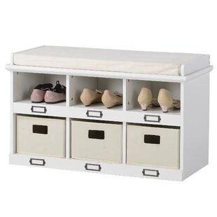 Orlando Upholstery Storage Bench by Homestar