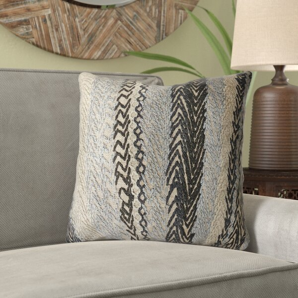 Aline Luxury Pillow by Bloomsbury Market