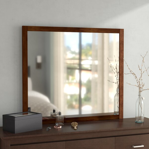 Capricorn Dresser Mirror by Mercury Row