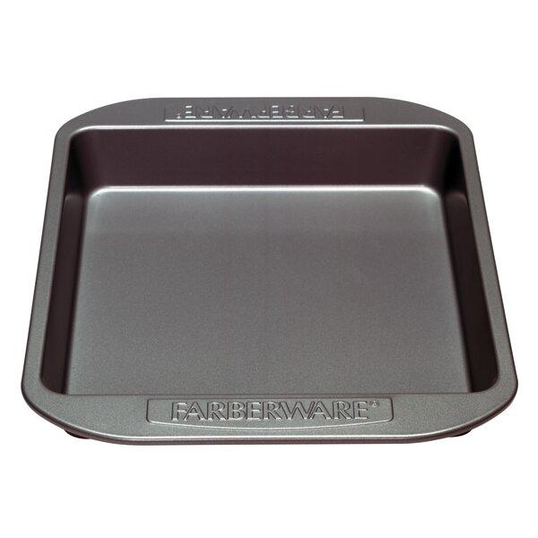 Nonstick Square Cake Pan by Farberware