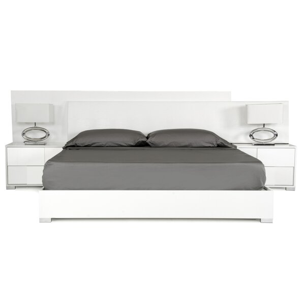 Parman Italian Queen Platform 3 Piece Bedroom Set by Orren Ellis