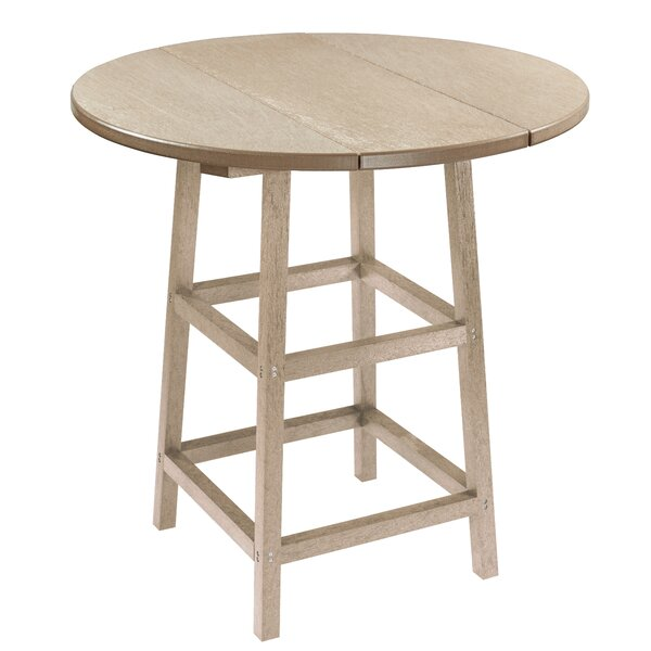 Kratochvil Plastic Bistro Table by Latitude Run
