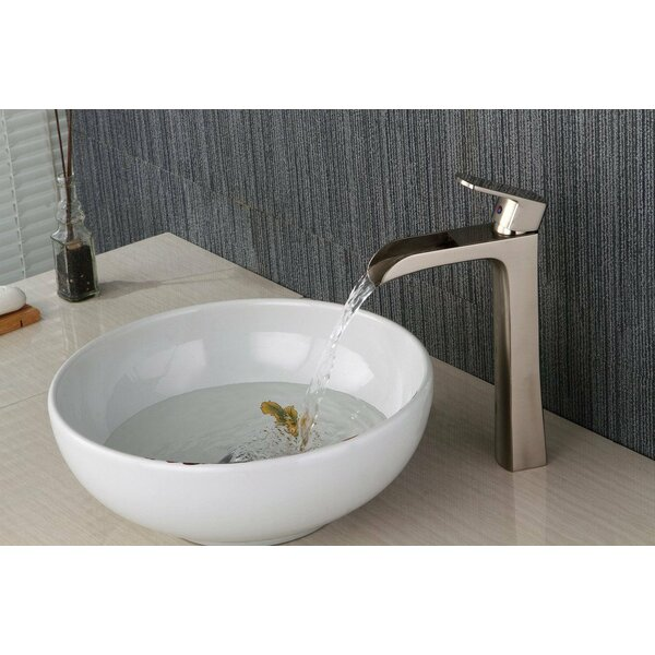 DFI Brass Vessel Sink Bathroom Faucet by Aquafaucet