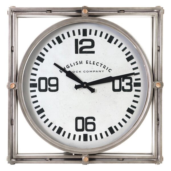 Lowes 23 Wall Clock