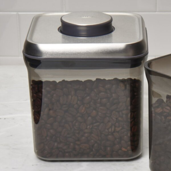 Good Grips Coffee Pop 48 Oz. Food Storage Container by OXO