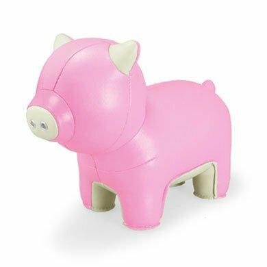 Didi II the Piggy Bookend by Zuny