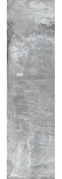 Argile 3 x 12 Porcelain Field Tile in Gray by Tesoro