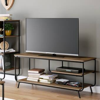 Zipcode Design Funston Tv Stand For Tvs Up To 70 Reviews Wayfair Ca