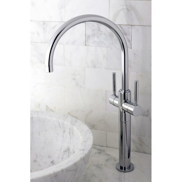 Concord Vessel Sink Faucet by Kingston Brass