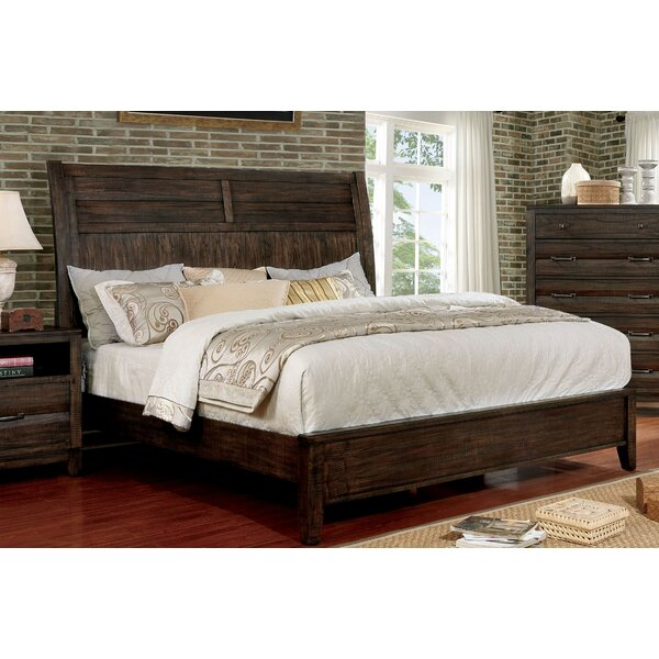 Michaelson Transitional Standard Bed by Gracie Oaks