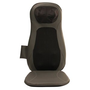 Folding Back and Neck Heated Massage Chair b..