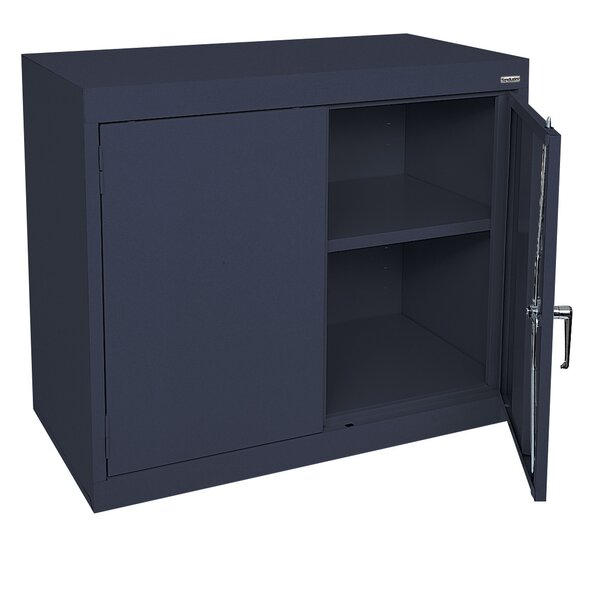 2 Door Credenza by Sandusky Cabinets