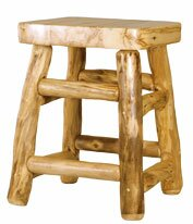 Aspen Heirloom 30'' Bar Stool by Mountain Woods Furniture