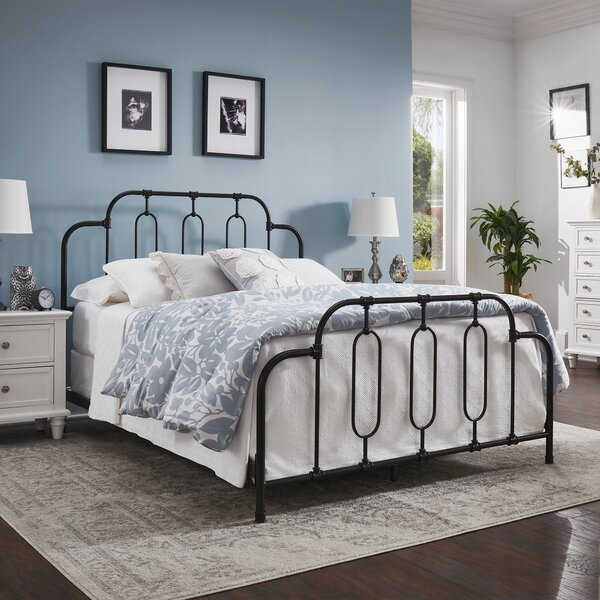 Arlesey Standard Bed by Gracie Oaks