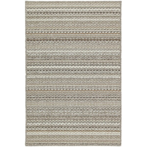 Carnival EarthTone Stripe Area Rug by Garland Rug