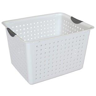 Compare Deep Ultra Basket (Set of 6) By Sterilite