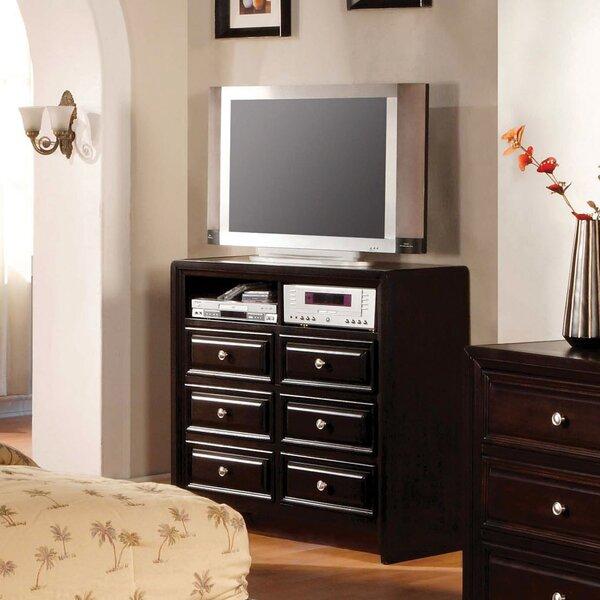 Hokku Designs Bedroom Media Chests