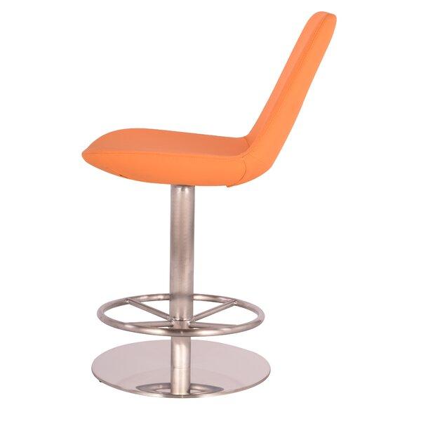 Adjustable Height Swivel Bar Stool by Modern Chairs USA