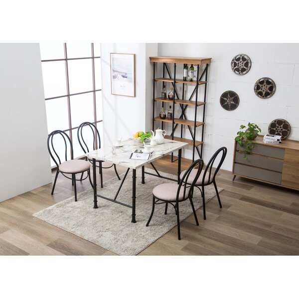 Macedo 5 Piece Dining Set by Gracie Oaks