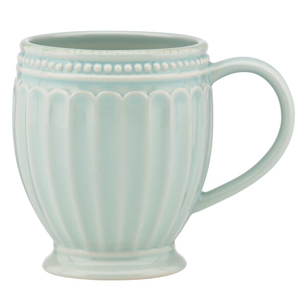 French Perle Groove Everything Mug by Lenox