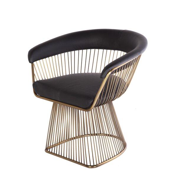 Bridgnorth Barrel Chair by Everly Quinn