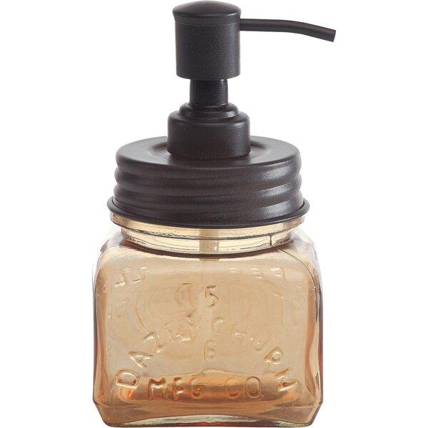 Matthis Pump Bottle by Creative Co-Op