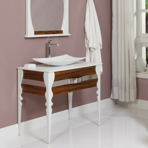 Natasha 37 Single Bathroom Vanity Set by DECOLAV