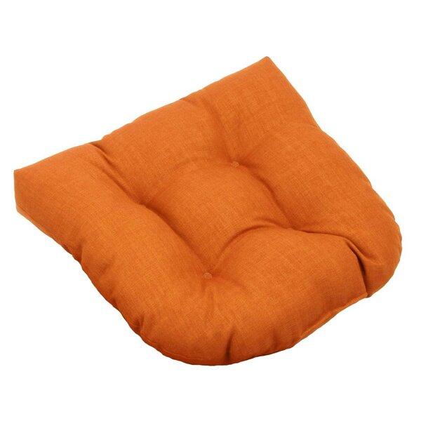 U-shape Indoor/Outdoor Adirondack Chair Cushion by Zipcode Design