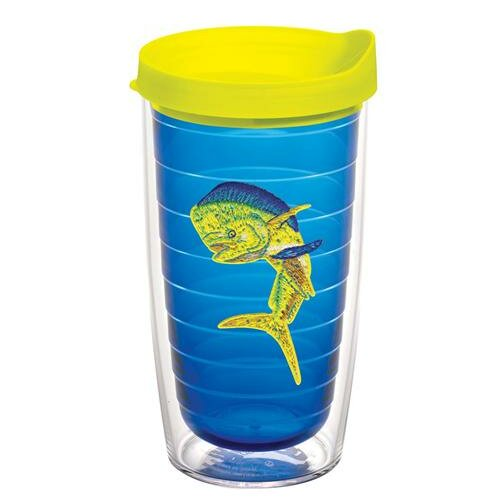 Guy Harvey Dorado Plastic Travel Tumbler by Tervis Tumbler