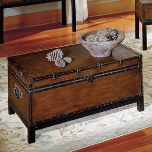 Glenway Trunk Coffee Table Trunk