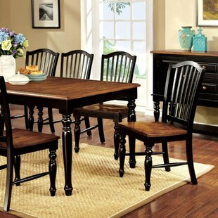 Inexpensive Hoffer Cottage Dining Table ByAugust Grove