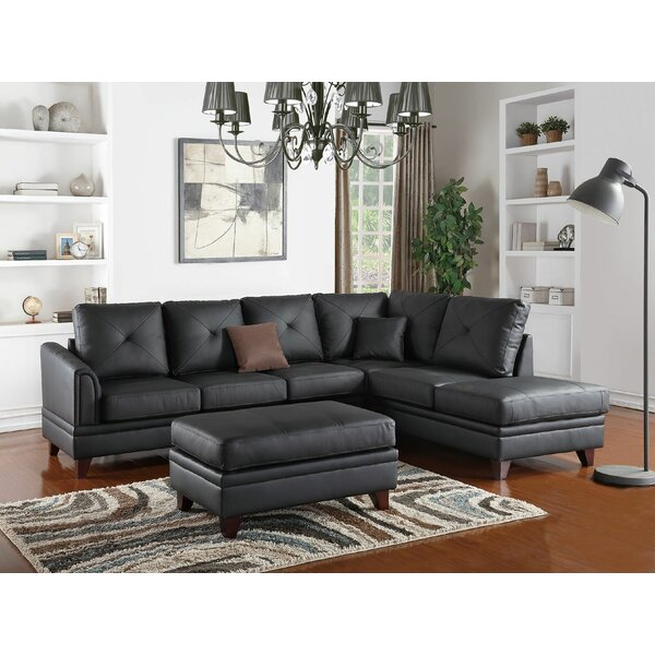 Bresnahan Reversible Sectional by Brayden Studio